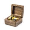Walnut wooden box (Custom tune)